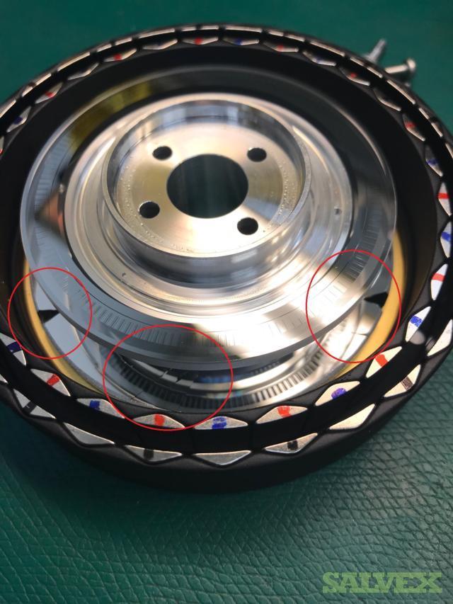 Trimble S5 3'' Robotic, DR Plus, Active Tracking - For Parts