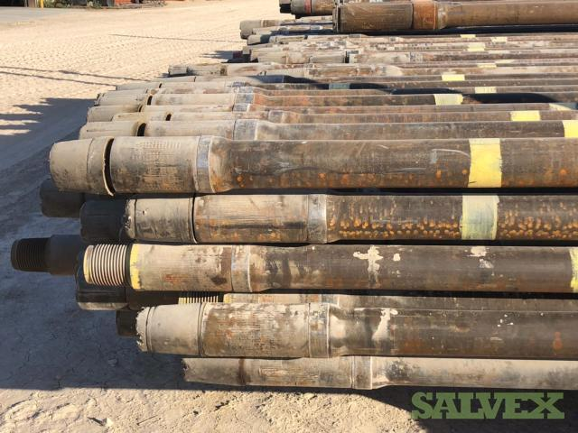 4 14# S135 XT39 Used Drill Pipe (8,925 Feet / 57 MT)