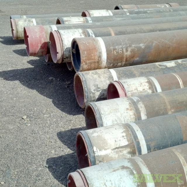 4 1/2 12.6# and 13 3/8 72# Surplus Casing (1,720 Feet / 27 Metric Tons)