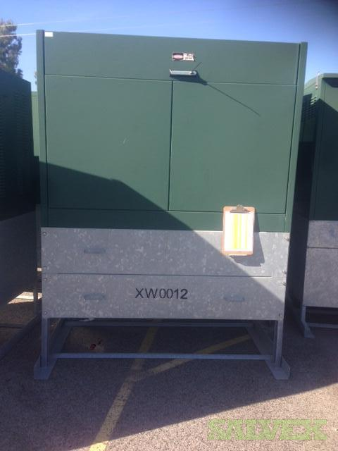 Electrical Cabinets (2 Units)
