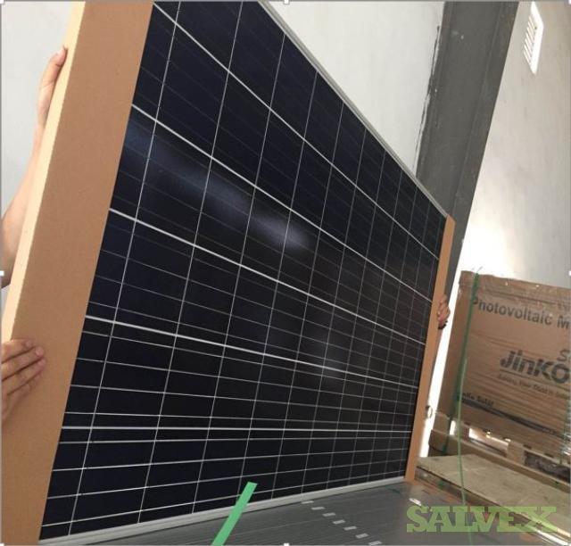 265-330W Jinko Solar PV Panels  ($0.40 per watt)