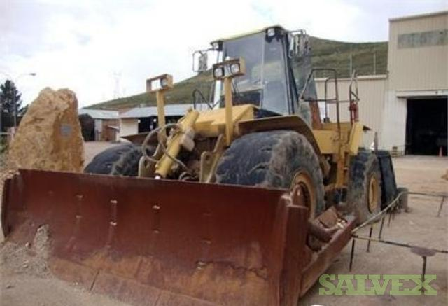 1996 Caterpillar 824G Wheel Dozer