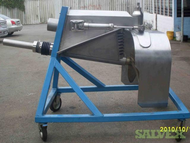 Levi LD 320-350 Surface Drives - with Propeller (2 Units)