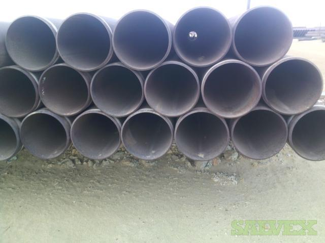 16 .500WT X52 Surplus Line Pipe (71,160 Feet)