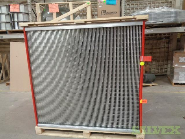 Hoval Plate Heat Exchangers (4 Units)