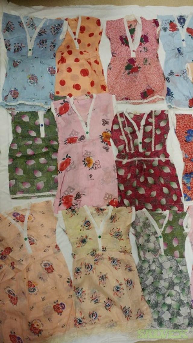 Children Gowns and Women Skirts (40000 Pcs)