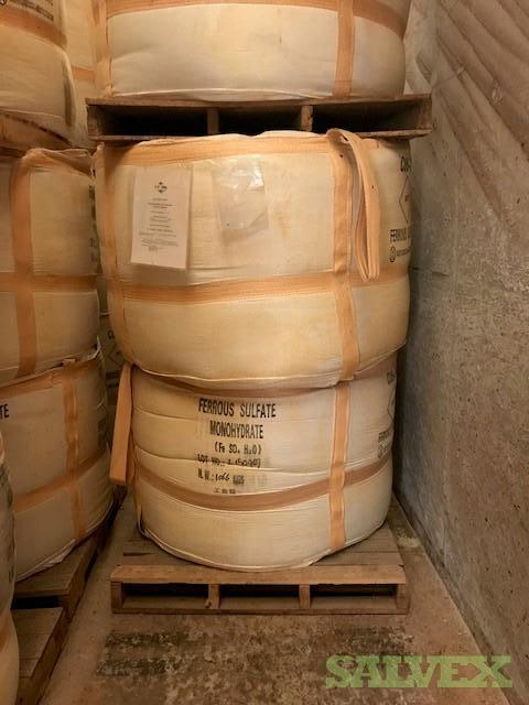 Bagged Fertilizer (Supersacks and 50 Lb bags)
