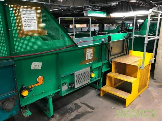 Modular Baggage Systems, Conveyor Motors, Drill Press Etc