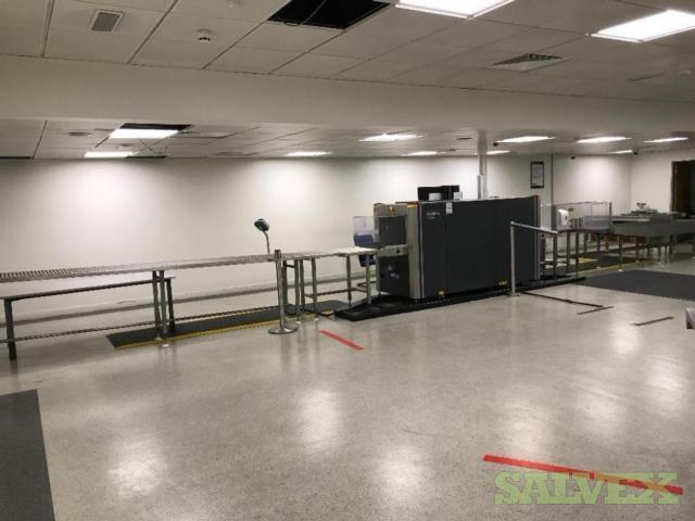 Security Equipment (Scanners, Detectors, ATP Gate Etc.)