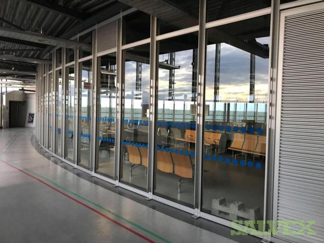 Glass Panels, Partitions, Frames Etc.