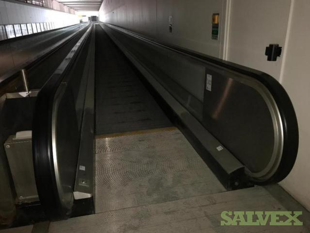 Kone and Stannah Brands Lifts, Escalators, Airbridges Etc. (45 Units)