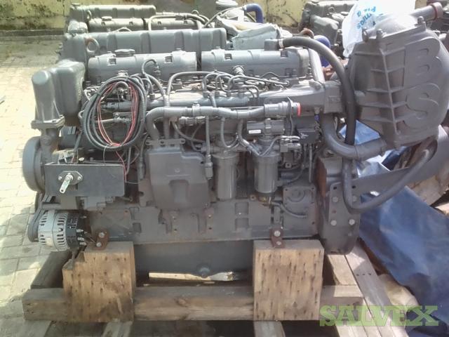 AGCO SISU Power CTIM 84-4 Engines (4 Units)