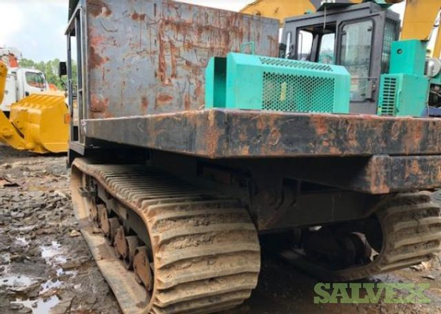Crawler Flatbed IHI IC50 2013, CE003169, 1255 Hours Fully Serviced & Working
