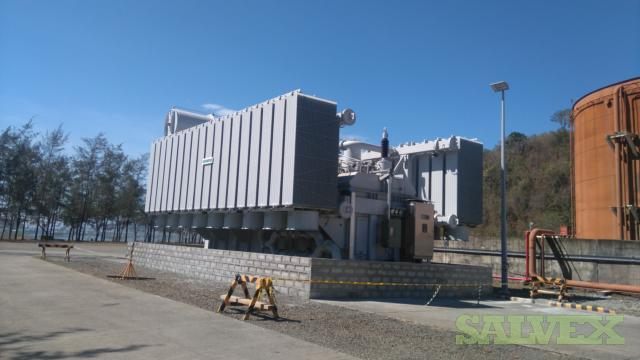 Siemens GSUT Power Transformer 515 MVA
