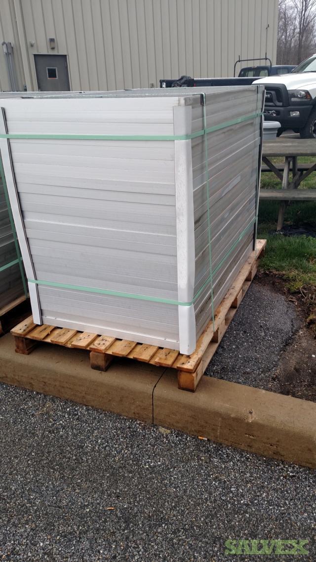 235W Motech PV Solar Panels - Used