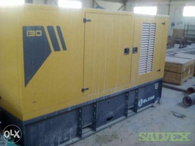 Elcos Generator 125kva 100KW 2013