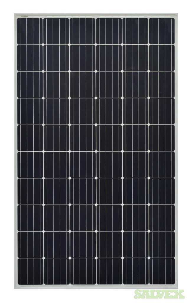 Solar Modules - 300W Mono PV (840)  $.54 Per Watt - $161.73 per panel - New product with warranty