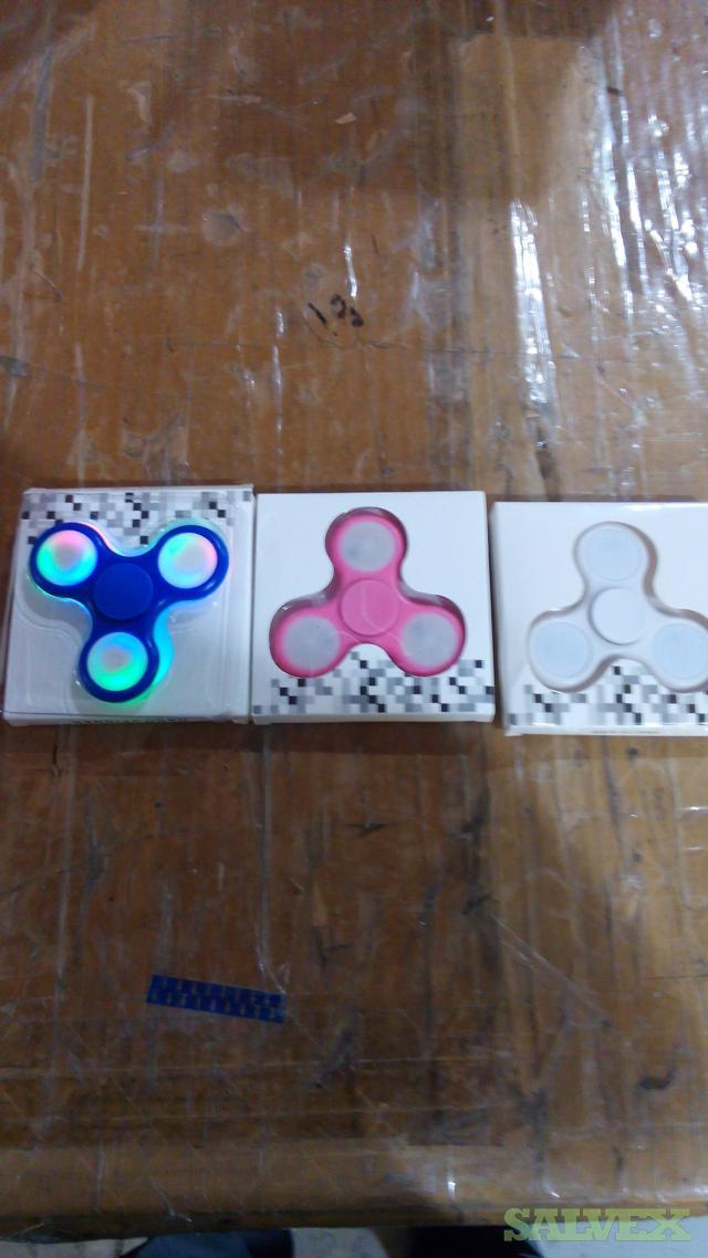 Assorted Led Spinners -3,900 Units