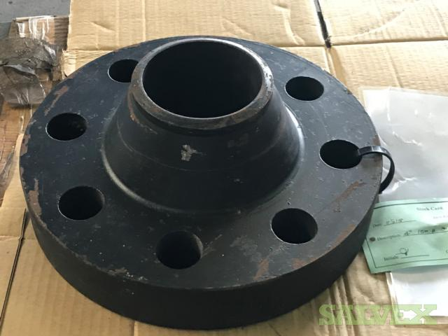 Flanges, Iron Malleable & Fittings