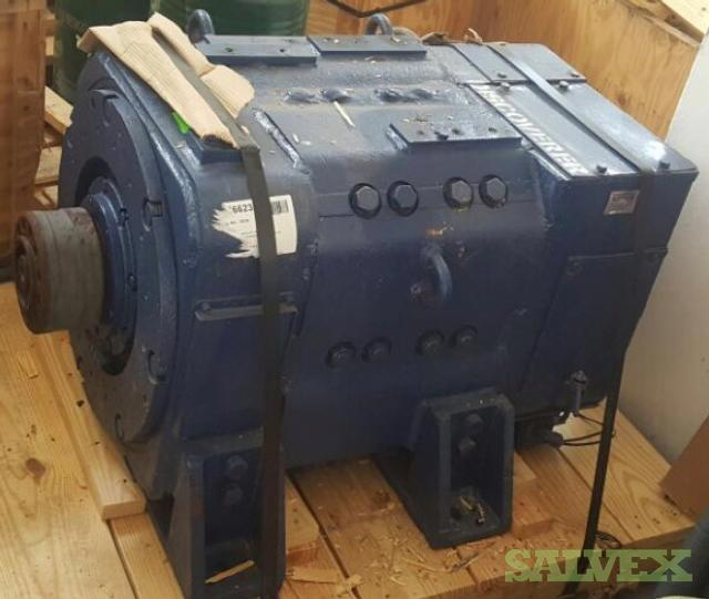 Rimes D79 Traction Motor (1 Unit)