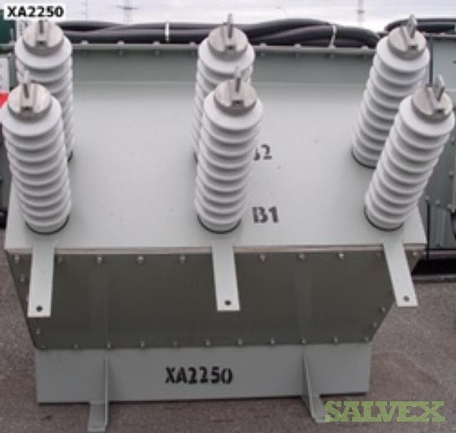 Power Consumption Metering Unit 22kV/110V & Other Related Products (24 Items/1,454 Pcs)