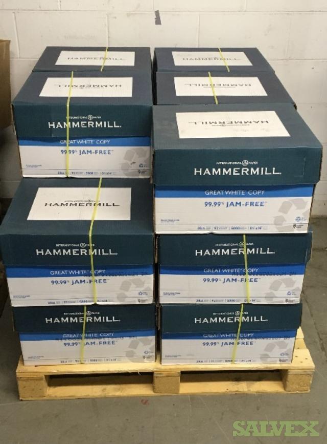 Hammermill Copier Paper 8.5 x 14 Legal (13 Cases)