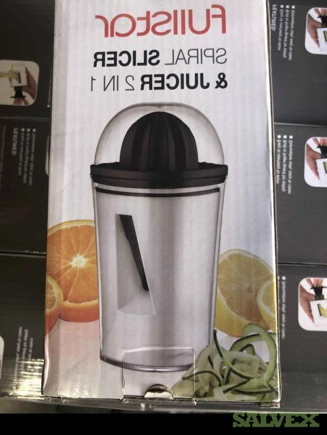 Kitchen Cooking Appliances: Juicers, Mandolins, Salad Spinners (15,442 Items)