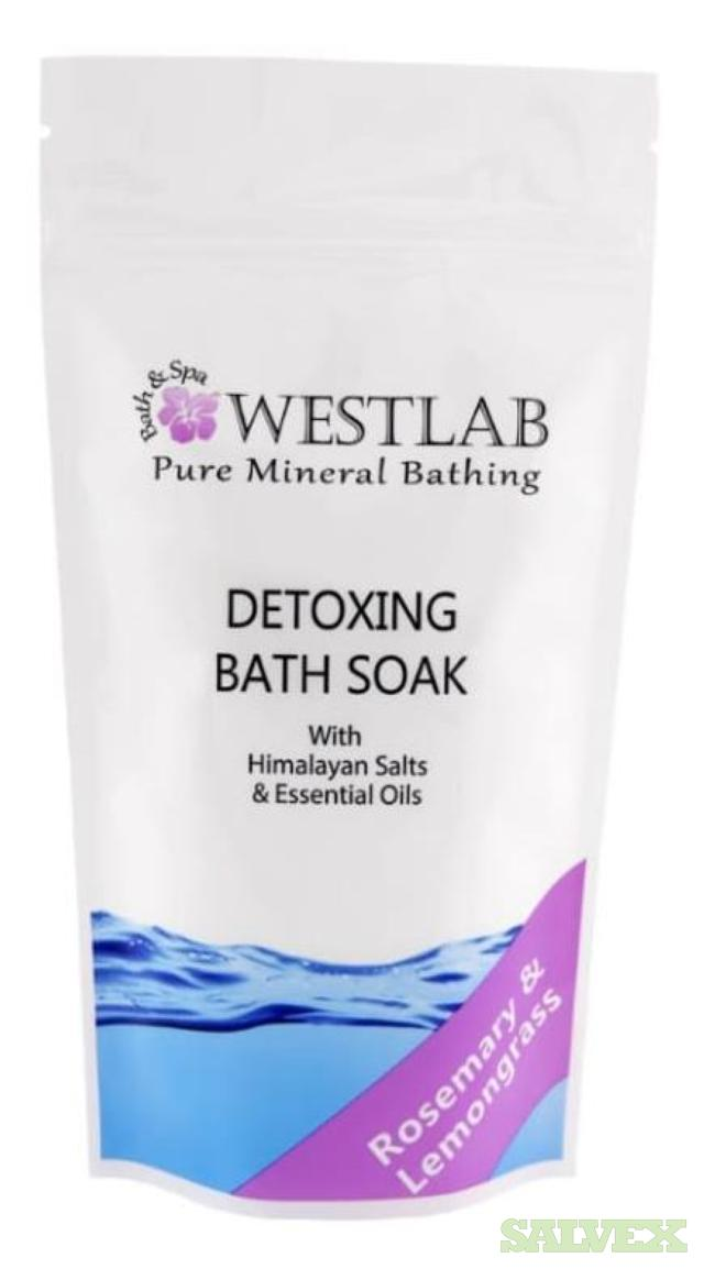 Westlab Mineral Bath Salts (529 Bags)
