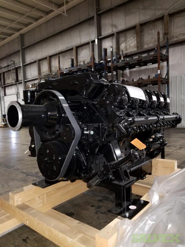 2017 MAN Industrial Engines E2842E  (7 Units)