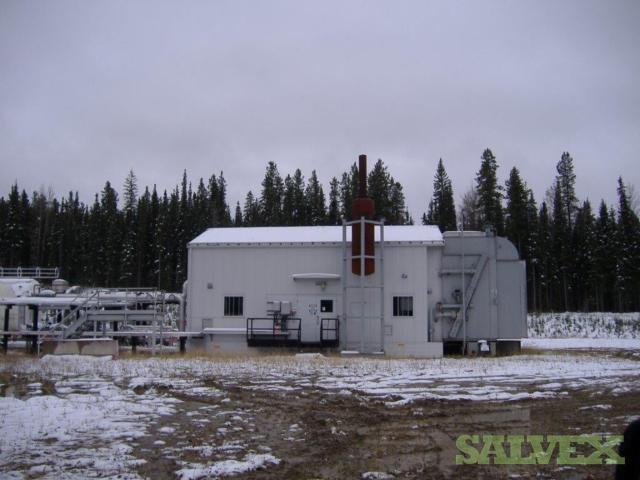 Compressor, Generator & Pump