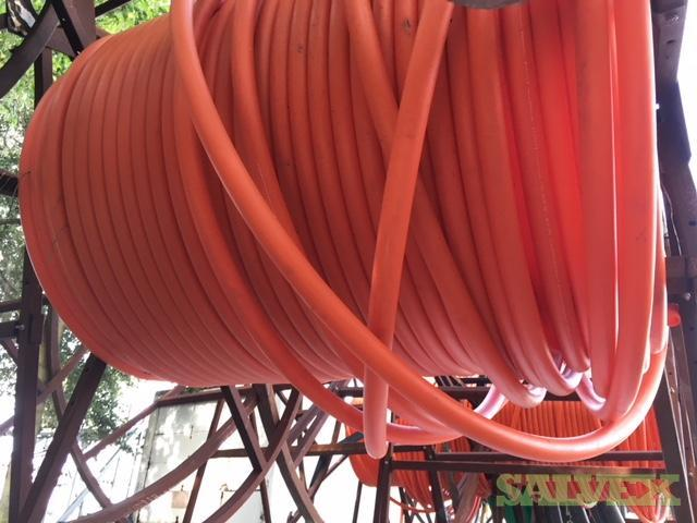 HDPE Conduit Pipe 2,106'  Four Star Industries