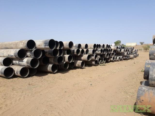 22 60.48# PVC ERW Surplus Line Pipe
