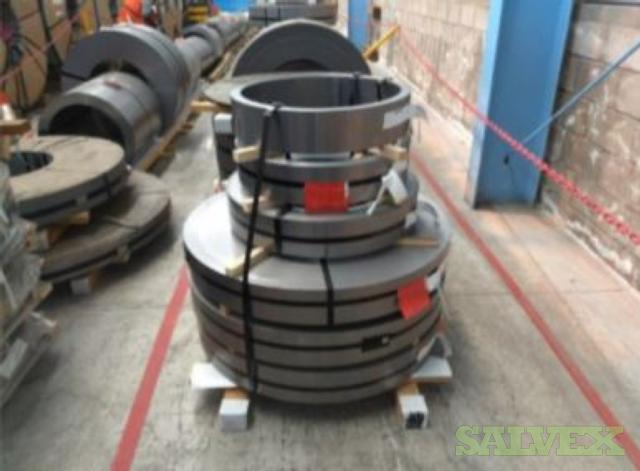 Cold Rolled Steel Coils (16,031 Kg)