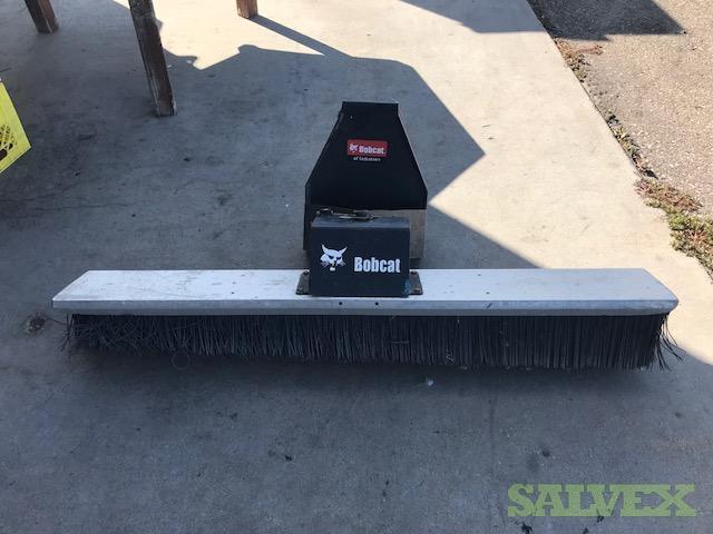 Bobcat Sweeper Attachment - 1 Unit