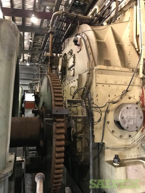 Diesel Engines & Parts - Mirlees, CAT, Stork Werkspoor (7 Items)