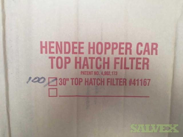 Hendee Tank Lid Filters 30 (24 Cases)