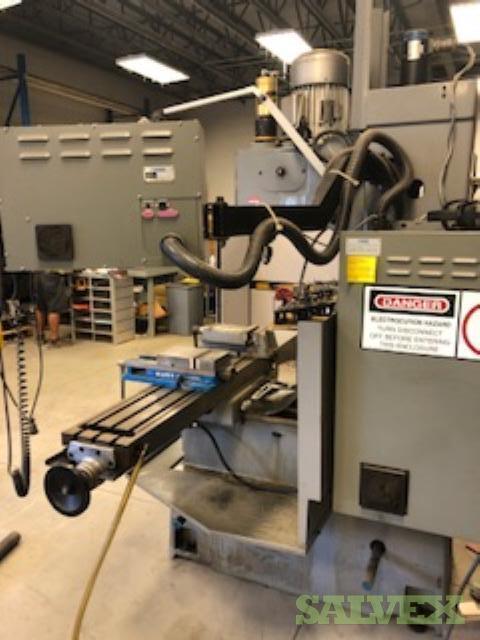 Atrump B5EC CNC Milling Machine