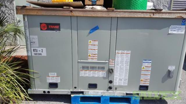Trane YHC A/C Units: 3 Tons, 4 Tons, 8.5 Tons (4 Units)