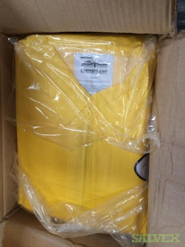 Personal Protective Equipment: Hazmat Suits, Hard Hats (42,716 Units)
