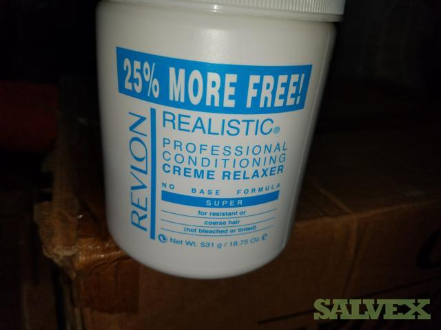 Hair Relaxer by Revlon -240 Units