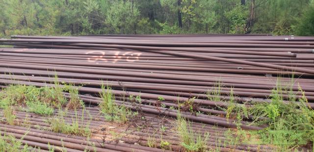 2 7/8 6.50# J55 EUE R2 Surplus Tubing (4,980 Feet / 15 Metric Tons)