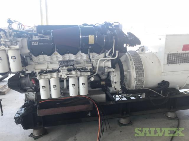CAT C32 Marine Diesel Genset 1100 Kva 994 BHP 2013 Model (1 Unit)