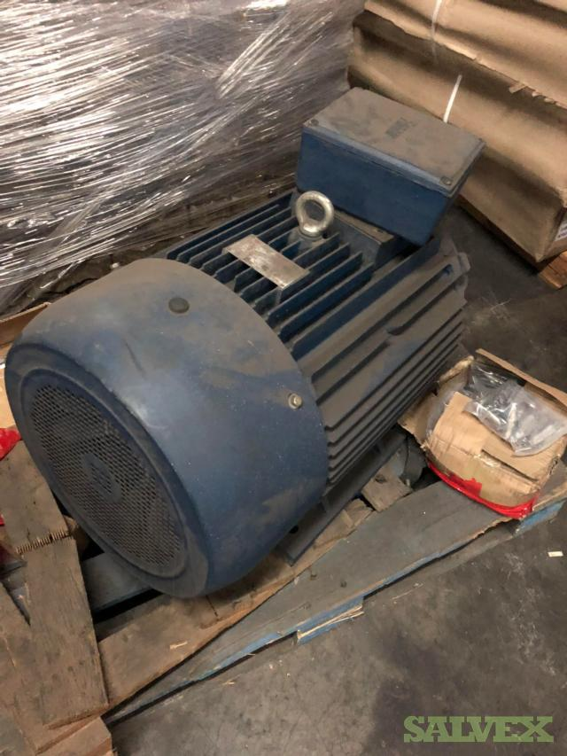 Fenner Electric Motor - 3 Phase, 75kW