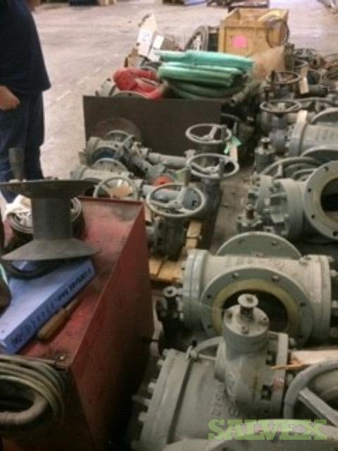 Southern California Plug Valves  - (QTY 26)