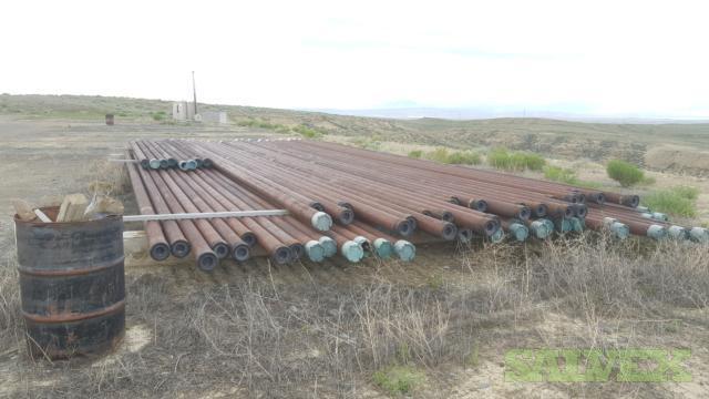 5 1/2 15.50# P110HC LTC R3 Surplus Casing (2,195 Feet / 15 Metric Tons)