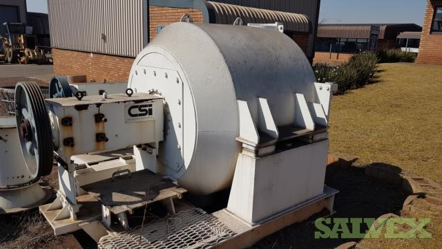 Elgin HVC 1400 Vibratory Centrifuge (Ludowici Conversion) - for Mining & Aggregate Equipment