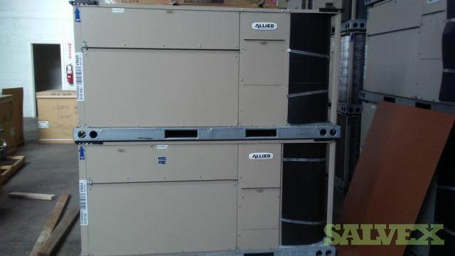 Allied Packaged Roof Top HVAC Units 7.5Ton Model KHA092S4BN1G - 1 Unit