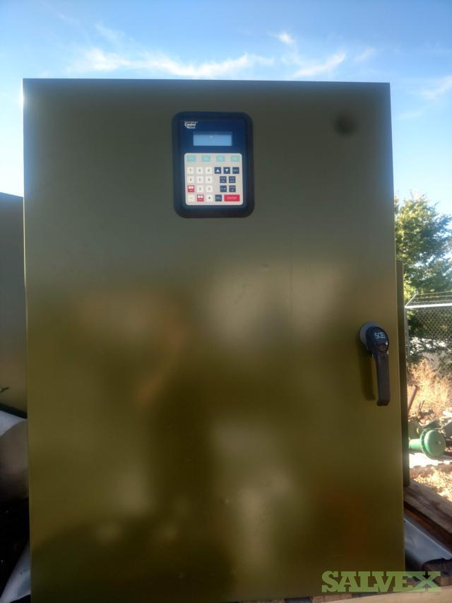 Bristol Babcock Well Control Panels (14 units)
