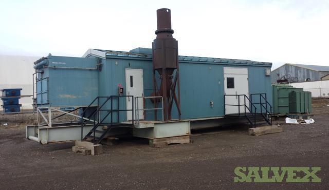 Solar, Saturn 10 T1201 Gas Turbine Generator 800kW | Salvex