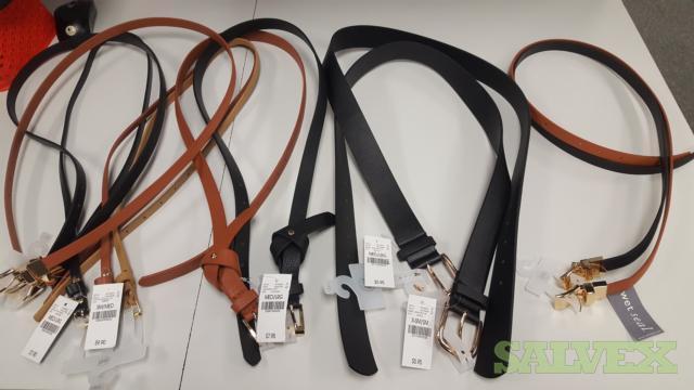 Black & Brown Belts  - 1,056 Units